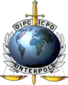 ICPO Interpol Logo