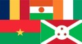 5 pays africains